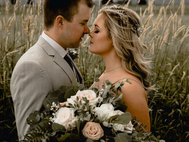 Jess and Brent's wedding in Abbotsford, British Columbia 46