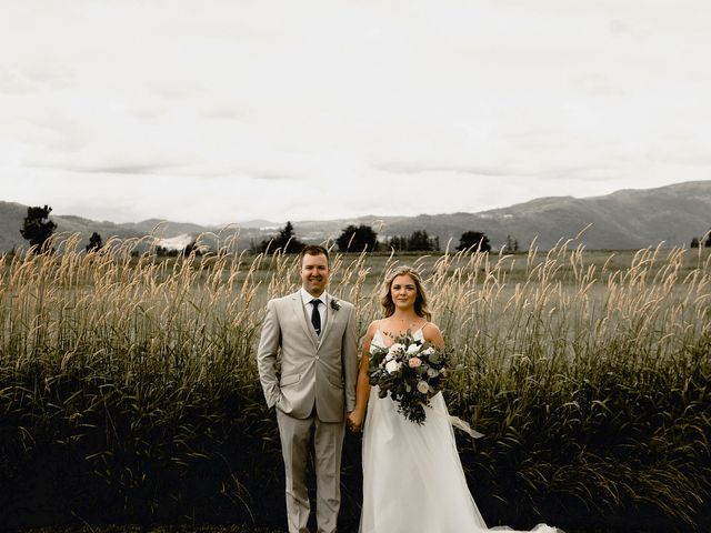Jess and Brent's wedding in Abbotsford, British Columbia 50