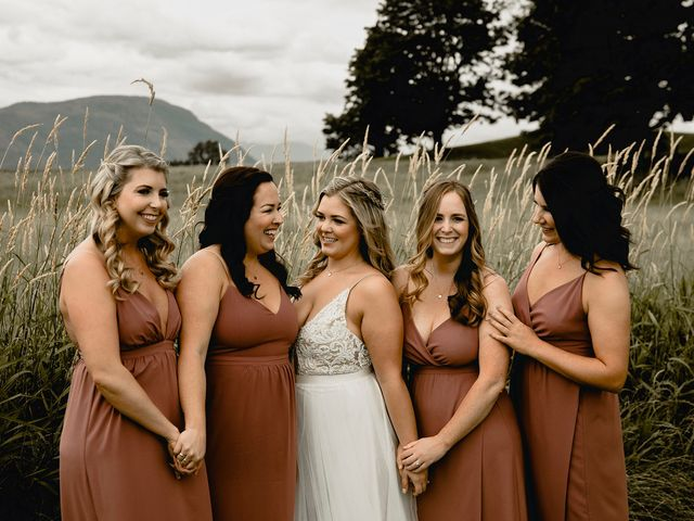 Jess and Brent's wedding in Abbotsford, British Columbia 57