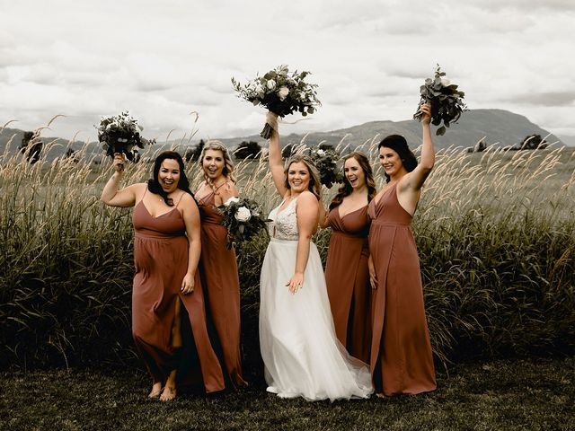 Jess and Brent's wedding in Abbotsford, British Columbia 61