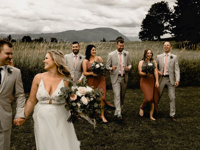 Jess and Brent's wedding in Abbotsford, British Columbia 64