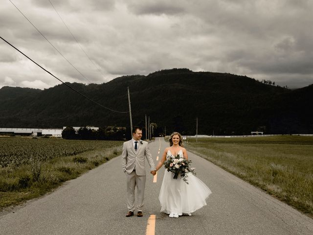 Jess and Brent's wedding in Abbotsford, British Columbia 76