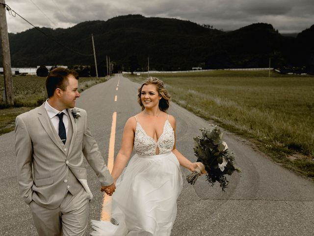 Jess and Brent's wedding in Abbotsford, British Columbia 79