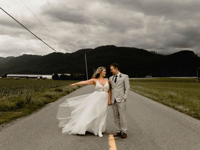 Jess and Brent's wedding in Abbotsford, British Columbia 82