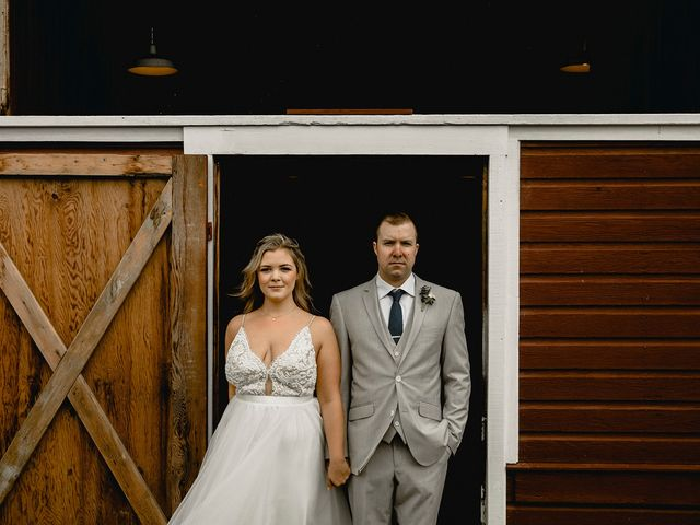 Jess and Brent's wedding in Abbotsford, British Columbia 89