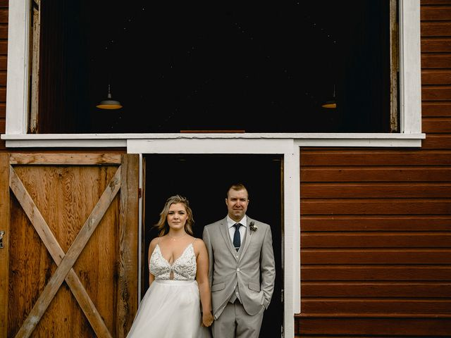 Jess and Brent's wedding in Abbotsford, British Columbia 90