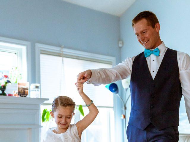 Brad and Veronica's wedding in Milton, Ontario 7