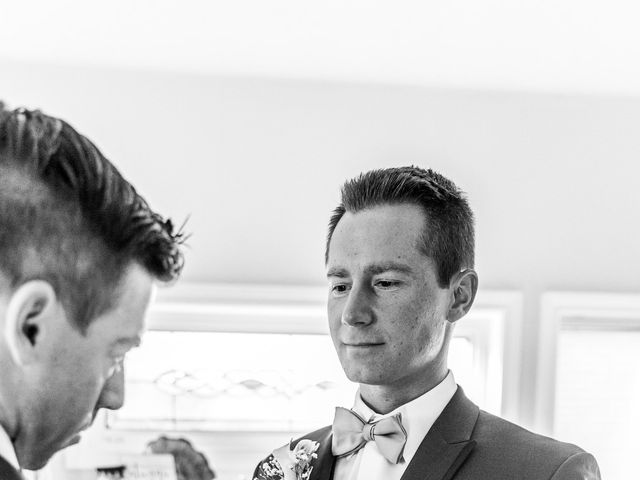 Brad and Veronica's wedding in Milton, Ontario 12