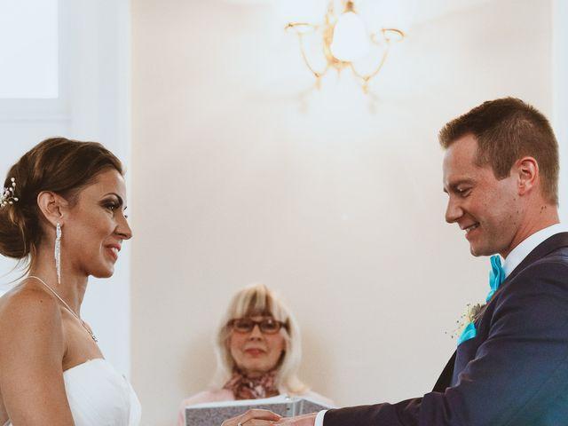 Brad and Veronica's wedding in Milton, Ontario 42