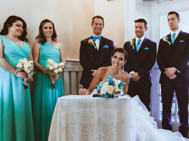 Brad and Veronica's wedding in Milton, Ontario 45