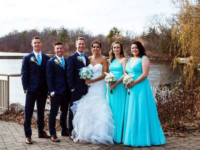 Brad and Veronica's wedding in Milton, Ontario 55
