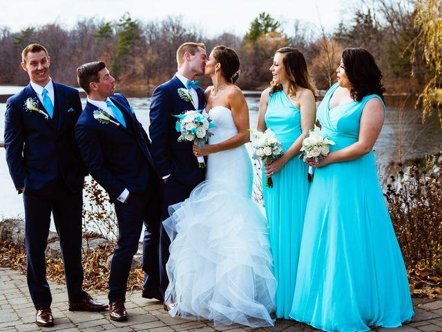 Brad and Veronica's wedding in Milton, Ontario 56