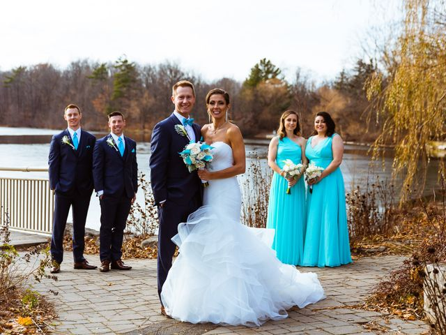 Brad and Veronica's wedding in Milton, Ontario 57