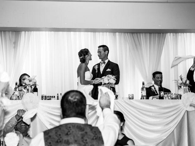 Brad and Veronica's wedding in Milton, Ontario 76