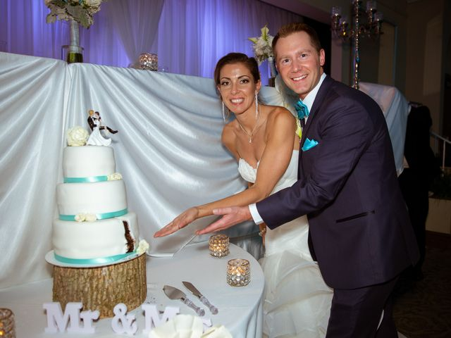 Brad and Veronica's wedding in Milton, Ontario 82