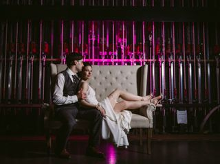 The wedding of Christina and Rob 3