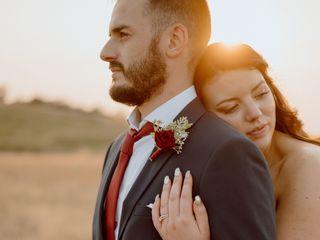 The wedding of Taylor and Mason