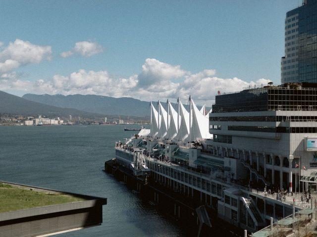 Cole and Devon's wedding in Vancouver, British Columbia 1
