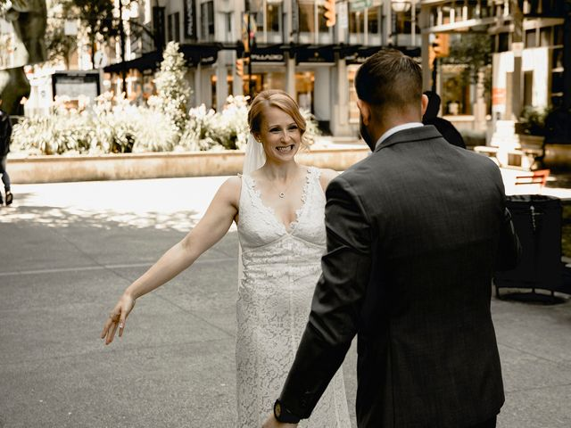 Kaila and Anthony's wedding in Vancouver, British Columbia 29