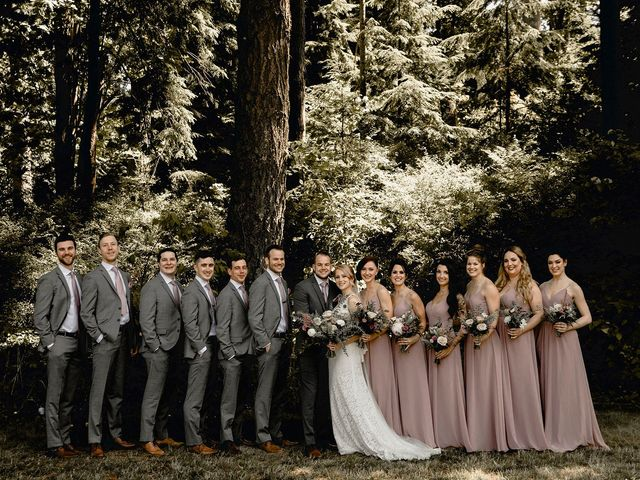 Kaila and Anthony's wedding in Vancouver, British Columbia 32