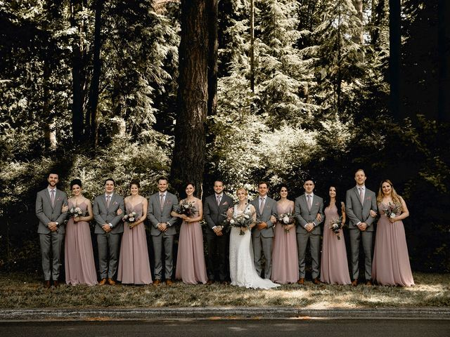 Kaila and Anthony's wedding in Vancouver, British Columbia 42