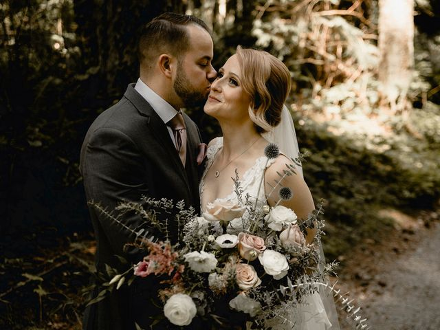 Kaila and Anthony's wedding in Vancouver, British Columbia 43