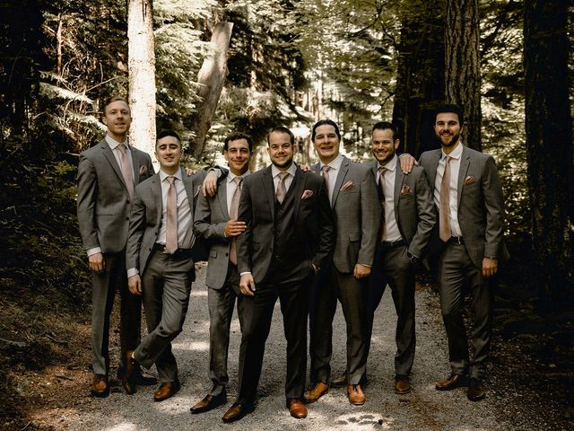 Kaila and Anthony's wedding in Vancouver, British Columbia 55