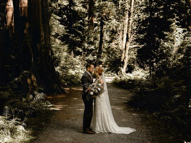 Kaila and Anthony's wedding in Vancouver, British Columbia 57