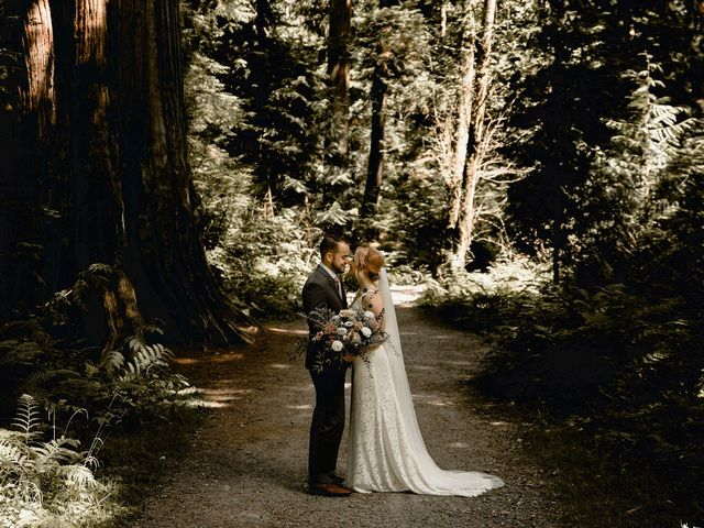 Kaila and Anthony's wedding in Vancouver, British Columbia 58