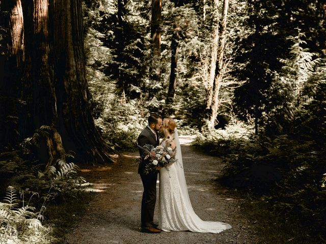 Kaila and Anthony's wedding in Vancouver, British Columbia 59