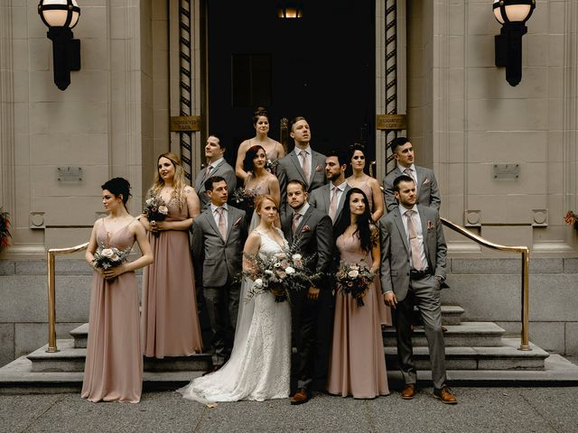 Kaila and Anthony's wedding in Vancouver, British Columbia 87