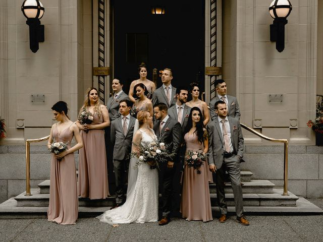 Kaila and Anthony's wedding in Vancouver, British Columbia 89