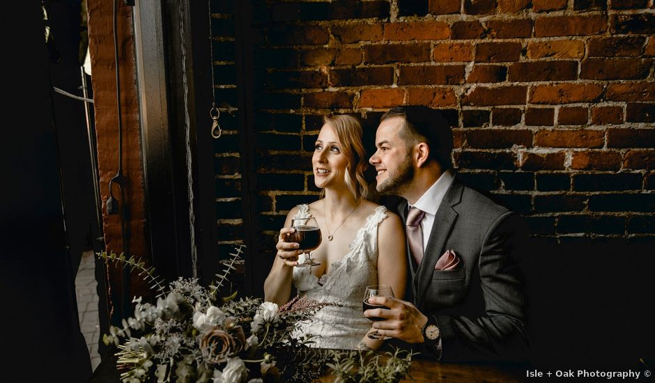 Kaila and Anthony's wedding in Vancouver, British Columbia