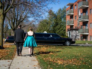 The wedding of Melissa and Rob 3