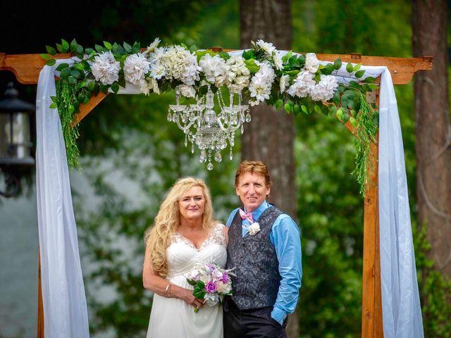 Keith and Catherine's wedding in Nanaimo, British Columbia 1