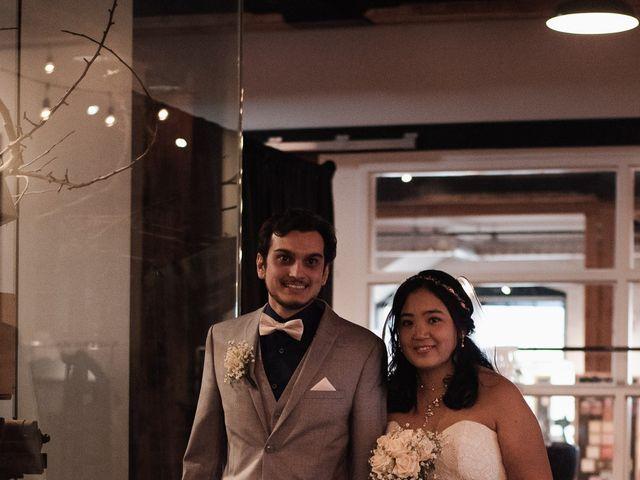 Robert and Mina's wedding in Kelowna, British Columbia 6