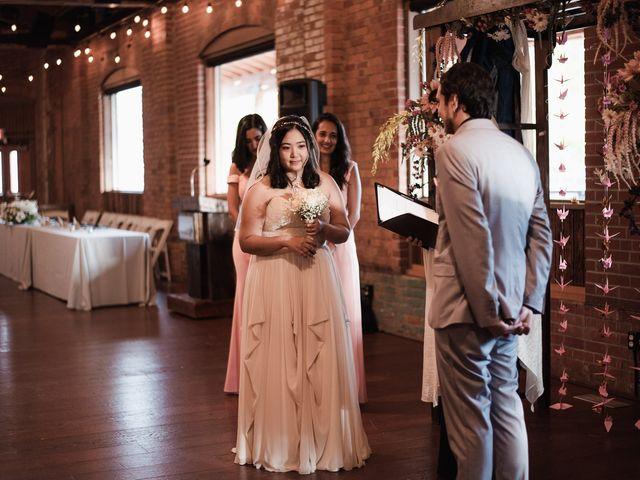 Robert and Mina's wedding in Kelowna, British Columbia 7