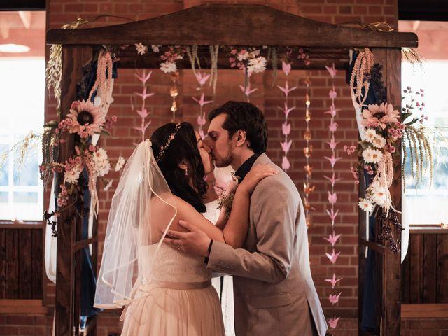 Robert and Mina's wedding in Kelowna, British Columbia 2