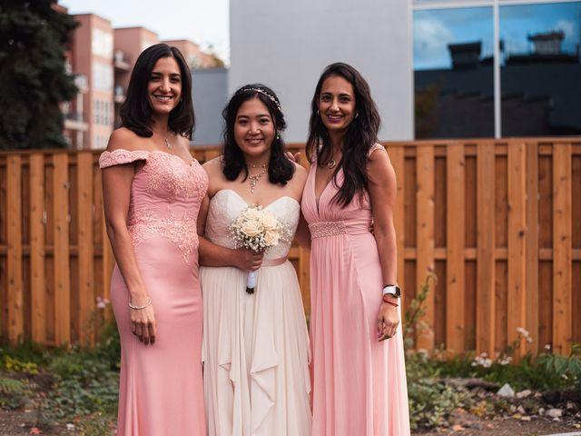 Robert and Mina's wedding in Kelowna, British Columbia 9