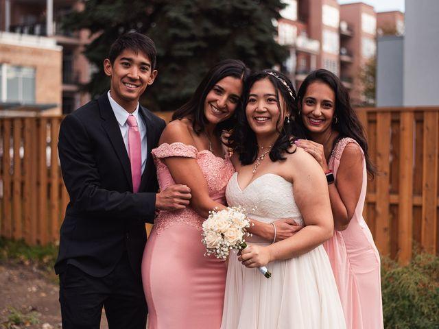 Robert and Mina's wedding in Kelowna, British Columbia 10
