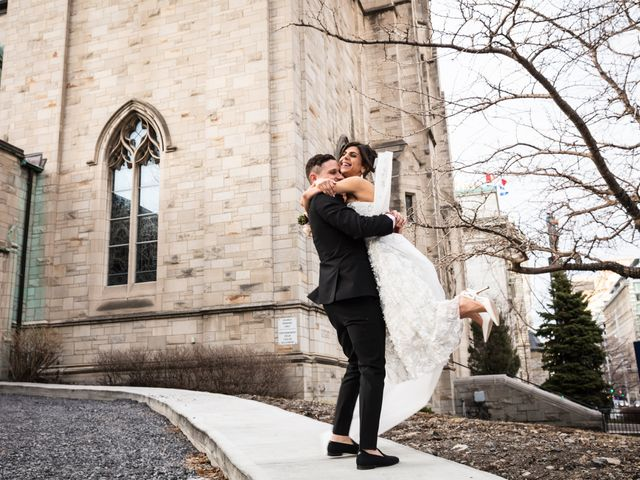 Eric and Marlie's wedding in Montreal, Quebec 47