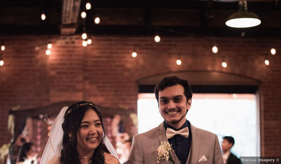 Robert and Mina's wedding in Kelowna, British Columbia
