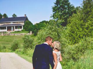 The wedding of Cassandra and Andrew 1