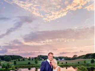 The wedding of Cassandra and Andrew 3