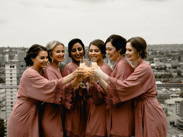 Emma and Andrew's wedding in Vancouver, British Columbia 41