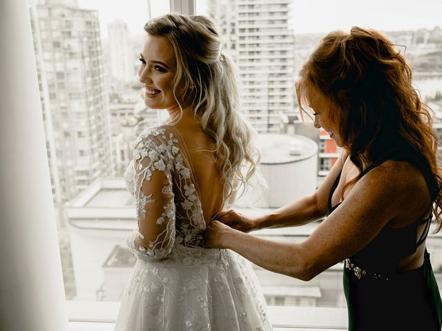 Emma and Andrew's wedding in Vancouver, British Columbia 56