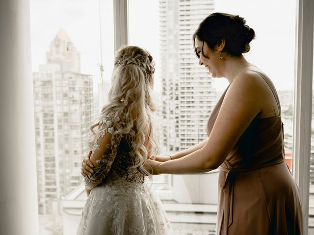 Emma and Andrew's wedding in Vancouver, British Columbia 63