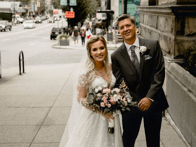 Emma and Andrew's wedding in Vancouver, British Columbia 65