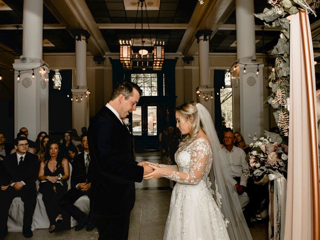 Emma and Andrew's wedding in Vancouver, British Columbia 74