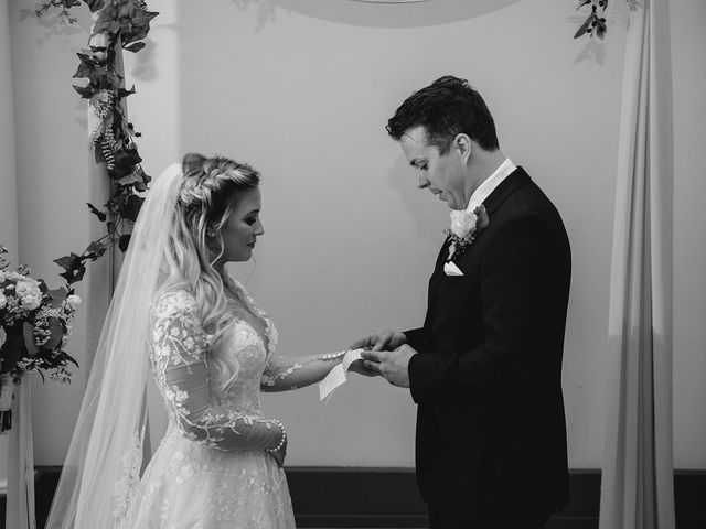 Emma and Andrew's wedding in Vancouver, British Columbia 77